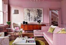 P I N K / Pink stuff / by Linda Mendible