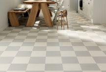 Vakre gulv