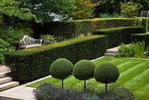 Formal garden designs
