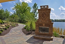 HNA Hardscape Project Award Winners / The HNA Hardscape Project Awards recognize outstanding hardscape projects by contractors building residential walkways, patios, driveways, and commercial plazas, parking lots, and streets. Check out these gorgeous project of past winners!  Learn more about the awards program at www.hardscapena.com