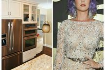 Red Carpet #Cabinetry / Red Carpet #Fashion Meets Couture #Kitchens & #Baths