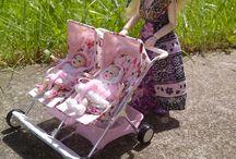 Barbie/dukke ting