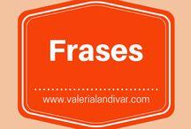 Frases / Redes Sociales, Marketing, Emprender / by Valeria Landivar