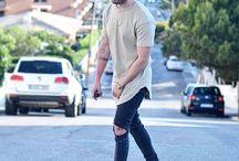 Streetwear / Men's street fashion