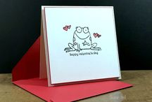 Valentines Day Cards / To see Valentines Day cards that I create using Stampin' Up! products, visit my blog www.simplestampin.com Susan Itell, Independent Stampin' Up! Demonstrator