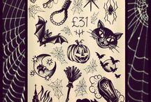 Tegne/tattoo