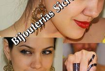 Minhas Bijouterias Sicret's / Essas são as bijouterias que escolhi na Sicret's, entrem no site e confiram: http://camilazivit.com.br/minhas-bijouterias-sicrets/