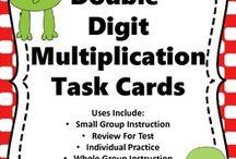 5th Grade Math Multiplication