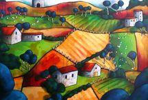 Helen Parsons NZ Artist