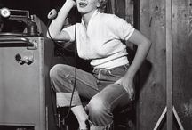Norma Jean / 50's icon of the golden age of Hollywood