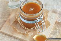 Confitures & Pâtes à tartiner & Sauces / à se lècher les doigts