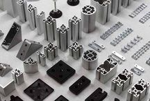Aluminium Provfiele