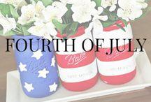 Seasonal: July Fireworks