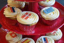 Francelina's world cupcakes
