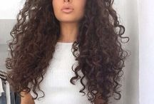 Curly Hair ♡