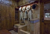 Back at the Ranch - Mudroom & Laundry Room / by Kyla Bishop