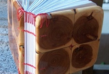 Bookmaking: Binding Books / by Nancy Wolf