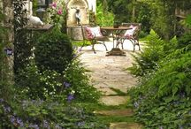 kαθιστικο στν κηπο / καθιστικο στον κηπο