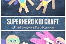 superhero crafts