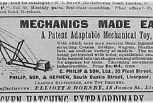 Mechanics Made Easy (1901-1908) / by Meccano