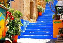 Places to Visit in my beautiful country GREECE