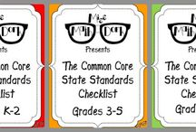 Common Core  / by Amy Tice