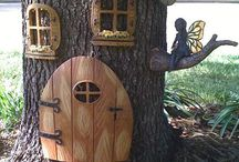 Fairy door ideas