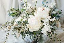 Elena & Dima florals wedding