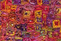 Dale Rollerson - Textile Artist / bits and pieces created by Dale Rollerson