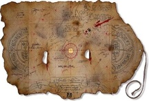 Ancient / Atlantis map