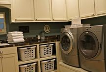 Laundry Room / by Michelle Archambeau Rippo