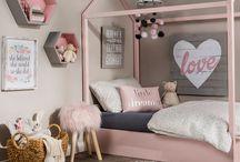 Pokój Dziewczynka