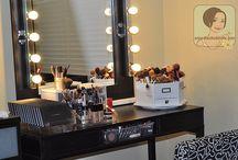 Organize my Makeup / by Mikki O