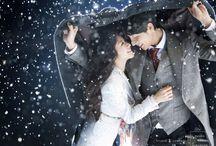 Korea Winter Prewedding