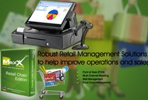 POS Retail Billing System Software Module / Maxx Point of Sale (POS) module allows you to create a bill in a quick manner. POS is specially designed for Retail Outlet, Supermarket, Provisional Stores, Fastfood Restaurants, etc where quick billing is necessity... http://maxxerp.blogspot.in/2013/08/maxx-pos-retail-billing-system-software.html