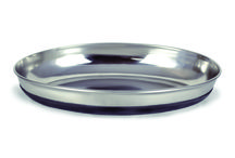 Cat Feeding Solutions / With an extensive line of bowls and feeders, OurPets offers a feeding solution for every breed and personality. OurPets bowls are made of high-quality, heavy-duty stainless steel with a patented, permanently-bonded rubber ring on the base that prevents sliding, skidding, and noise. Our raised feeders give dogs a more comfortable feeding position, reducing stress on joints and bones and promoting healthy digestion.