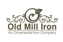 Old Mill Iron / An ornamental Iron Co.