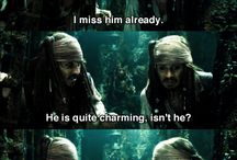 ♡Pirates of the Caribbean♡