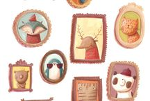 My magic world (Illustrations)