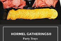 HORMEL GATHERINGS® PARTY TRAYS PERFECT FOR ALL GATHERINGS / #AD HORMEL GATHERINGS® PARTY TRAYS PERFECT FOR ALL GATHERINGS