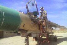 Middle Eastern Air War(s) - Syria, Iraq