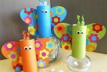 Kids Crafts / by Gris Pollis