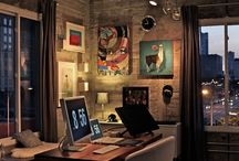 For the Home: Le Office / Inspiration for my future home office