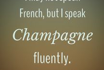 Champagne quotes...!!