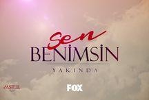 Sen Benimsin / Sen Benimsin Yakında Fox TV'de başlıyor
