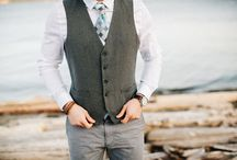 FOR THE GROOM / Help him look his best