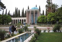 Persian Poets Mausoleums / Travel to Iran!! Plan your vacation to Iran at Iranparadise.com. We deliver exceptional service and assure you the best holiday experience in Iran. More details calls at +98 21 22067254. http://www.iranparadise.com/
