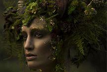 Fantasy Magic photo looks / Fantasy | Magical | Fairytale | Surreal | Enchanting | Mystical | Myths | Legends | Stories | Dreams | Adventures | Woman look