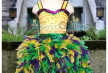 Costumes / Custom made costumes for movies, plays, entertainment, pageants and other seasonal occasions such as Mardi Gras, 4th of July, Halloween, Independence Day, Valentine's Day, Christmas, New Year's Eve.