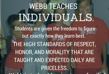 WEBB STORIES / Stories are part of who we are
